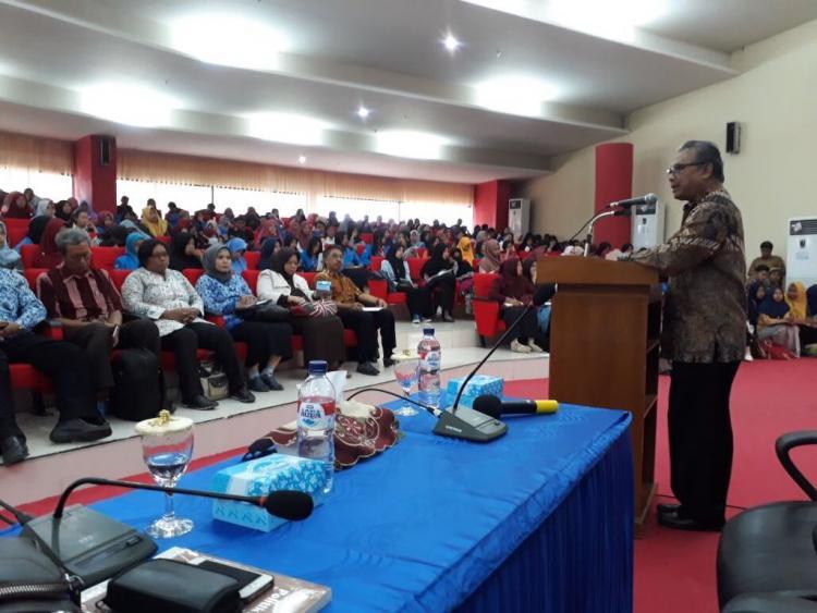 Ketua Umum ISPI Prof. Sunaryo Jadi Narasumber Seminar Internasional